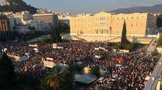 Μαζικό, ισχυρό, ταξικό ΟΧΙ - Δεν έχουμε να χάσουμε τίποτα, παρά μόνο τις αλυσίδες μας! - Κομμουνιστική Τάση του ΣΥΡΙΖΑ