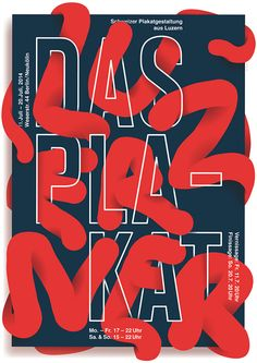 Das Luzeren Plakat on Behance