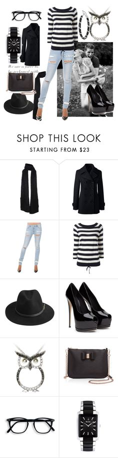 """""""Keep it simple"""" by mistd ❤ liked on Polyvore featuring Dorothee Schumacher, Lands' End, Off-White, Woolrich, BeckSöndergaard, DB Designs, Ted Baker, Bulova and Allurez"""