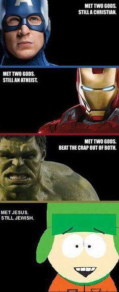 Pft, love Hulks one xD