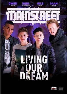 mainstreet living our dream dvd cover