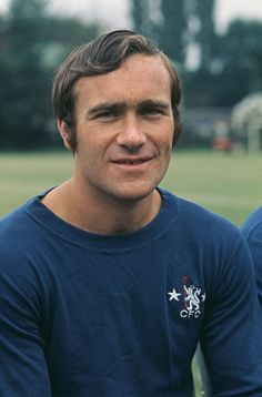 English professional footballer and defender with Chelsea Football Club, Ron Harris posed at Chelsea's training ground in August 1972 at the start of the football season. Get premium, high resolution news photos at Getty Images Chelsea News, Chelsea Fc, Chelsea Players, Golf Stores, Chelsea Football, Football Season, The Past, Kicks, Soccer