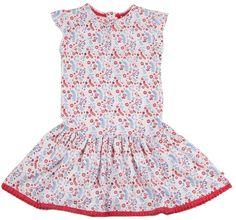 5cfc135aa38 Organic Cotton Girls Lightweight Summer Dress Fashion