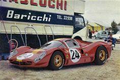 24 hrs LeMans 1967 Ferrari 330 P4