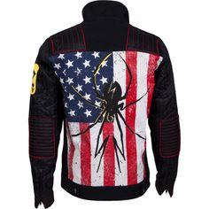 Jet Star Jacket | My Chemical Romance found on Polyvore