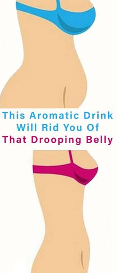 This Aromatic Drink Will Rid You Of That Drooping Belly #belly #fat #burning #tips #health #fitness #diy