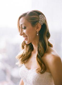 wedding hairstyle. featured photo: Caroline Yoon Fine Art Photography