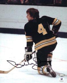 Bobby Orr Signed Boston Bruins 8x10 Photo - GA #SportsMemorabilia #BostonBruins