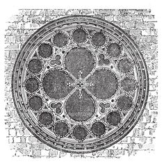 24 Розетка, собор Линкольн