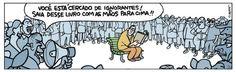 deposito-de-tirinhas:  por Laerte Coutinho http://manualdominotauro.blogspot.com.br/