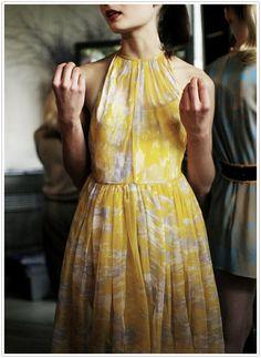 Pocket full of sunshine, yellow, sunny images,  feminine, summertime, flowy, golden dresses