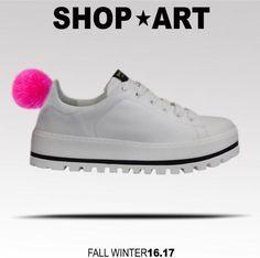 PON PON MANIA #new #collection #fallwinter16 #shopart #shopartmania #ponponmania #shoes #coolstyle #adorage #style #shopartstyle