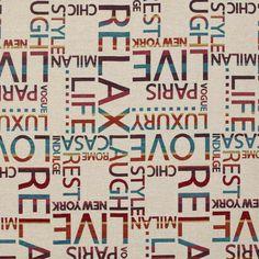 Warwick Fabrics : MOMA