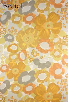 Bloemenbehang | Swiet Vintage wallpaper