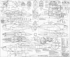 P-38 Blueprint