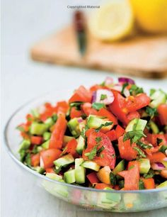 israeli salad with dill israeli salad w tahini israeli salad feta into ...