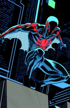 Batman/spiderman team up, a man can dream