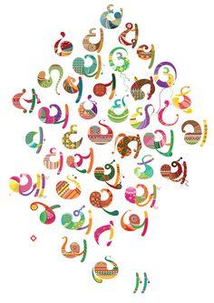 Babuchak - Gujarati Display Font on Behance