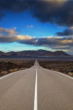 It's a long way there...it's a long way to where I'm going...