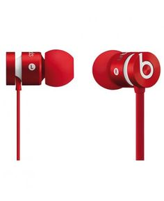 Beats By Dr.Dre  UrBeats Red - ToneMove - 99 € TTC - Casque audio by ToneMove