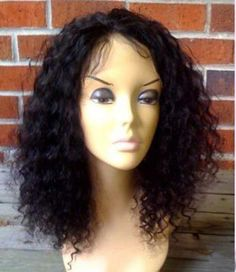 lace front wigs for black women natural look | Move your mouse over image or click to enlarge