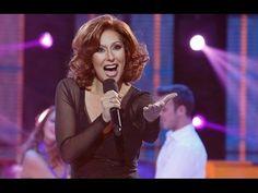 Rosario Mohedano imita a Rocío Dúrcal en 'Tu cara me suena' - YouTube