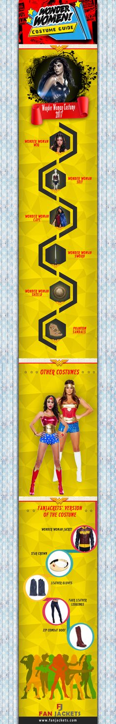 """Check out my @Behance project: """"Wonder Woman Costume Guide"""" https://www.behance.net/gallery/53186327/Wonder-Woman-Costume-Guide"""