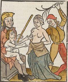 Titre : [Legendae sanctorum quas collegit in unum frater Jacobus de Voragine,...] Auteur : Jacques de Voragine (1228?-1298). Date d'édition : 1486 RES-H-95 Folio NP
