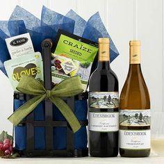 Wine Gift Baskets - Executive Appreciation Wine Gift Basket Wine Gift Baskets, Gourmet Gift Baskets, Merlot Wine, Cheese Spread, Wine Gifts, Wine Rack, Appreciation, Treats, Bottle
