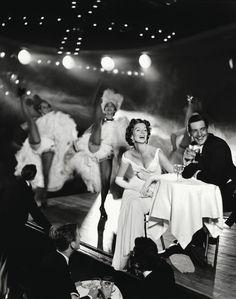 Moulin Rouge, Paris. 1957.