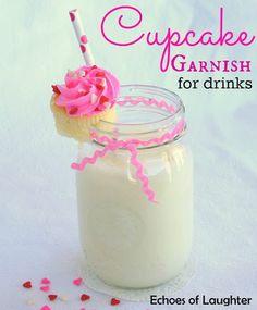 cupcake garnish