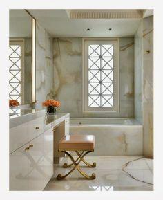 decorology: Glamorous bathroom eye candy
