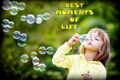MAKE YOUR LIFE STRATEGY: 13 Best Moments In Life.......