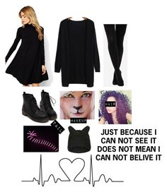 """Halloween"" by seabailey ❤ liked on Polyvore featuring ASOS, The Limited and Topshop"