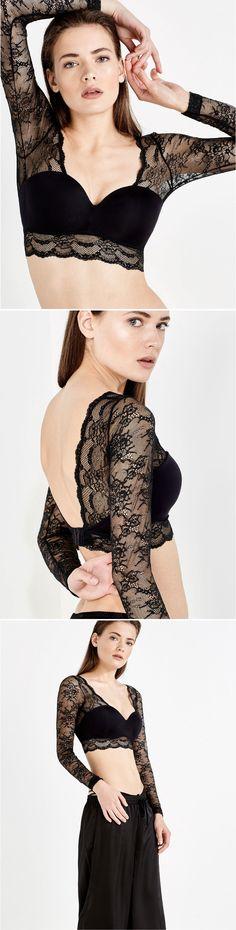 Lace crop top | Women'secret
