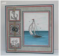 Card by Anja/BastelBlog von Anja & Katy  (032812)