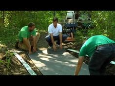 Home Work With Hank - Permeable Paver Project 3
