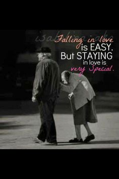 Oud worden met mijn liefde