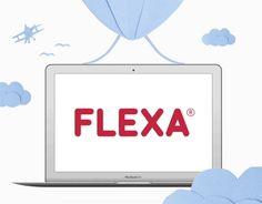 "Check out my @Behance project: ""WEB DESIGN - Flexa children's furniture""…"