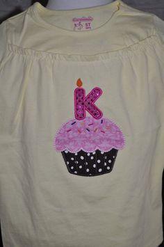 Birthday Cupcake Alpha