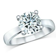 Cathedral Engagement Rings 25