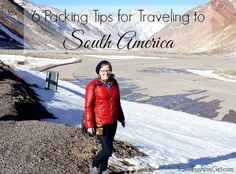 Canadian traveler Yvone Ivanescu has spent an extensive amount of time living and traveling throughout South America including Chile, Panama, Brazil and Argentina. Yvonne shares 6 packing tips for traveling to South America.