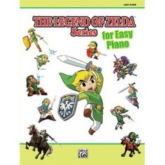 The Legend of Zelda Series Easy Piano