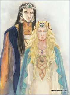 Finwë and Indis