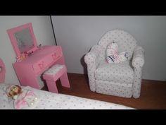 Fazendo Arte - Cama de bonecas reciclável (bloco 1) - YouTube
