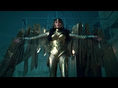Wonder Woman 1984 - Official Main Trailer - YouTube New Trailers, Movie Trailers, Trailer Oficial, Movies Coming Soon, Gal Gadot Wonder Woman, Cinema, Batman, Dc Movies, Chris Pine