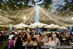 The Crave Sydney International Food Festival: Sydney, Australia//October
