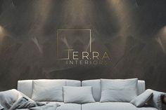 Branding Project for Terra Interiors #branding #logo #design #graphics #creative #interior #decor