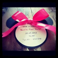 handmade minnie mouse baby shower invitations | Baby shower minnie mouse invitation
