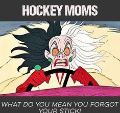 Hockey Moms can be intense.-Hockey Moms can be intense… - Hockey Decor, Hockey Room, Hockey Gifts, Hockey Puck, Hockey Stuff, Hockey Drills, Hockey Sticks, Funny Hockey Memes, Funny Memes